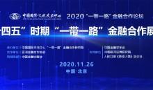 """2020""""一带一路""""金融合作论坛在京举办,展望""""十四五""""时期""""一带一路""""金融合作"""